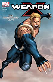 Weapon X (2002-2004) #12