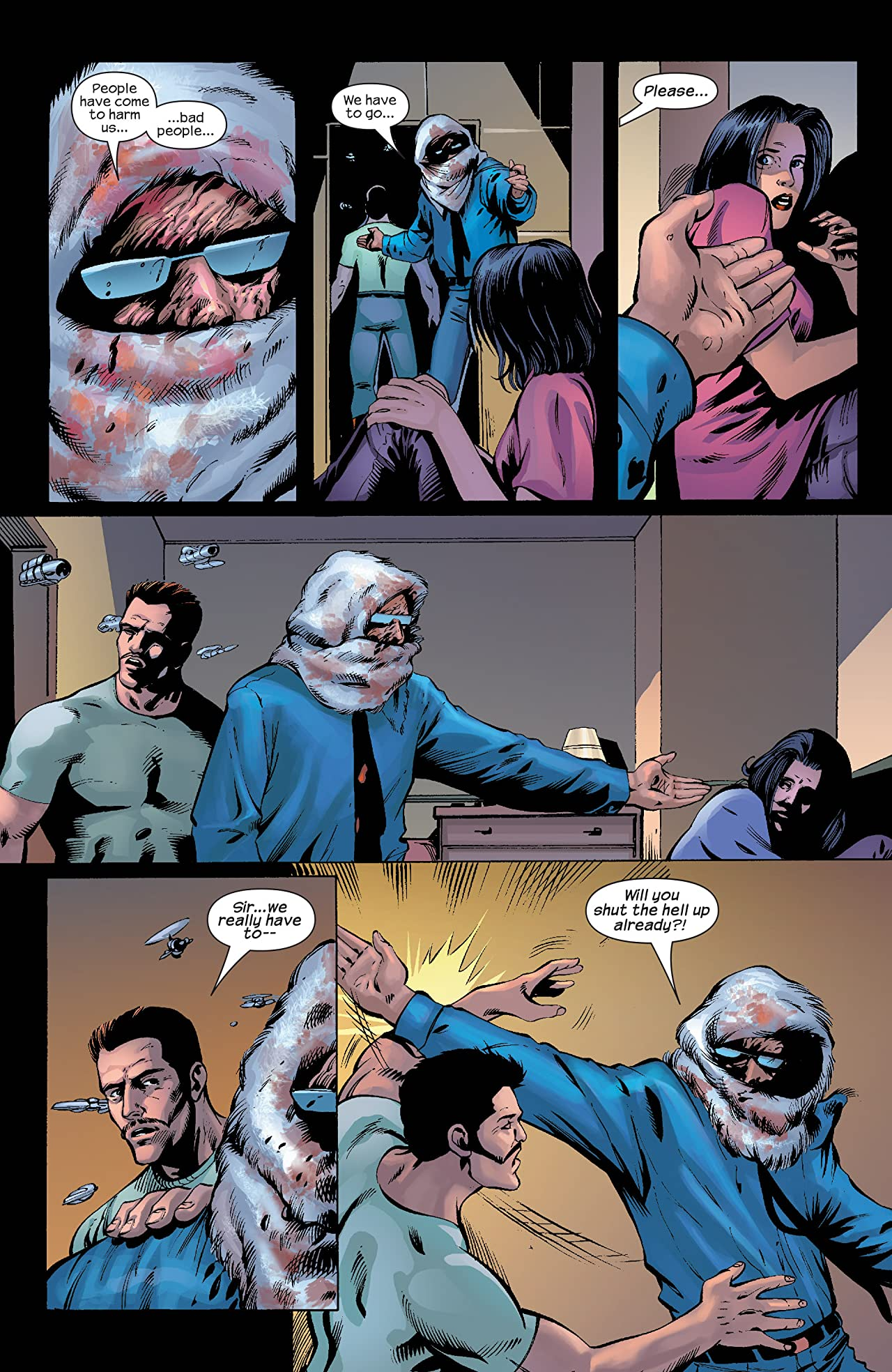 Weapon X (2002-2004) #13