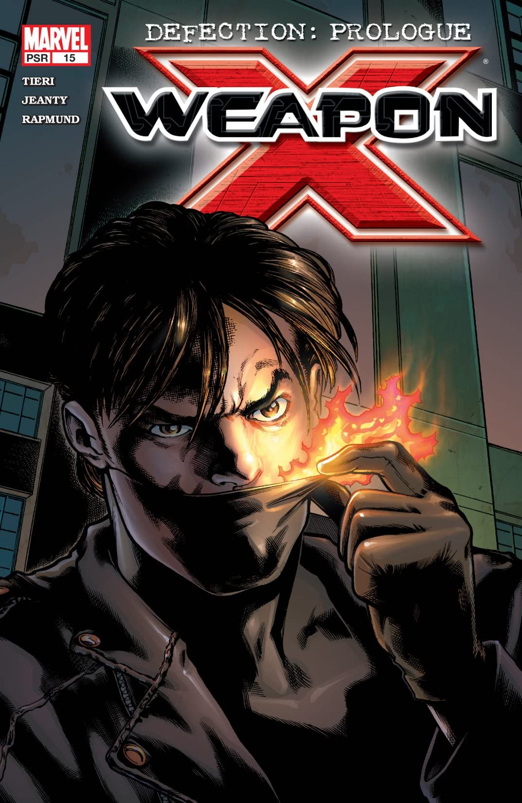 Weapon X (2002-2004) #15