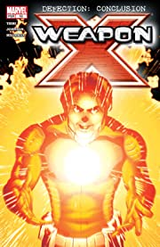 Weapon X (2002-2004) #18