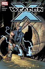 Weapon X (2002-2004) #21
