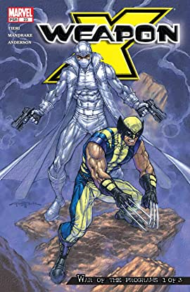 Weapon X (2002-2004) #23