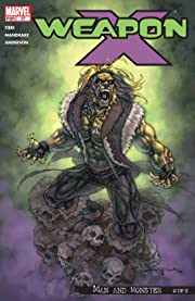 Weapon X (2002-2004) #27