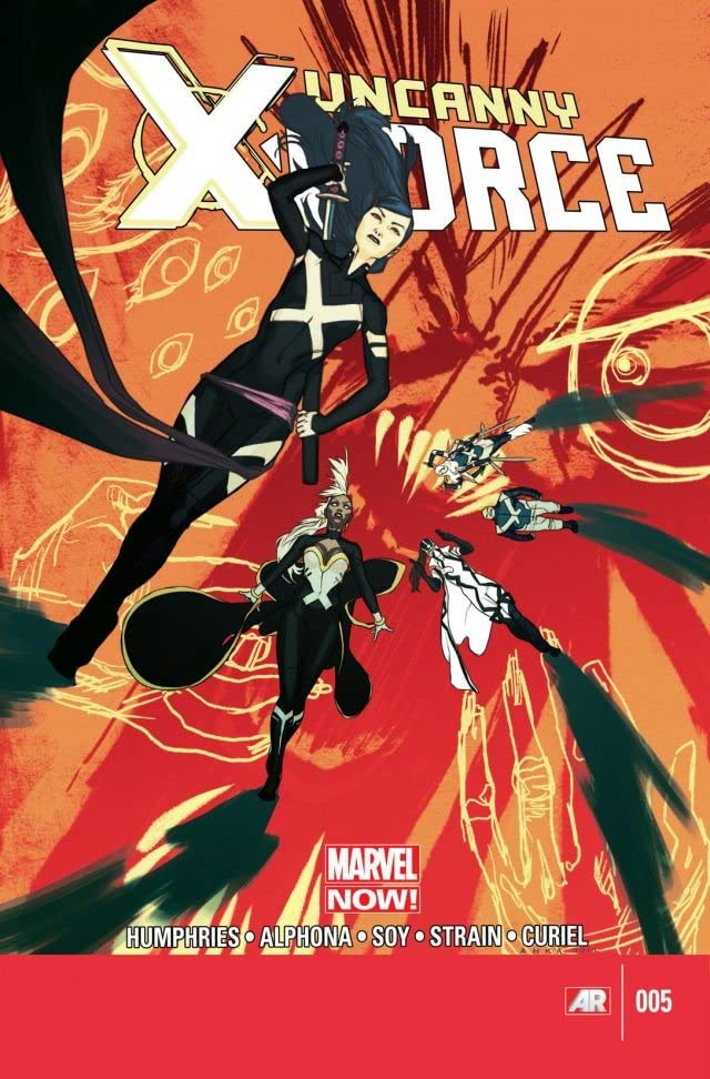 Uncanny X-Force (2013-2014) #5