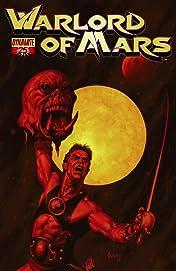 Warlord of Mars #25