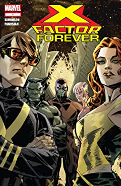 X-Factor Forever (2010) #1 (of 5)