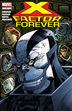 X-Factor Forever (2010) #2 (of 5)