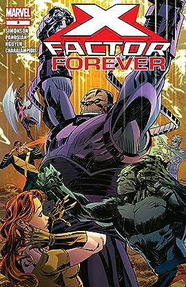 X-Factor Forever (2010) #3 (of 5)