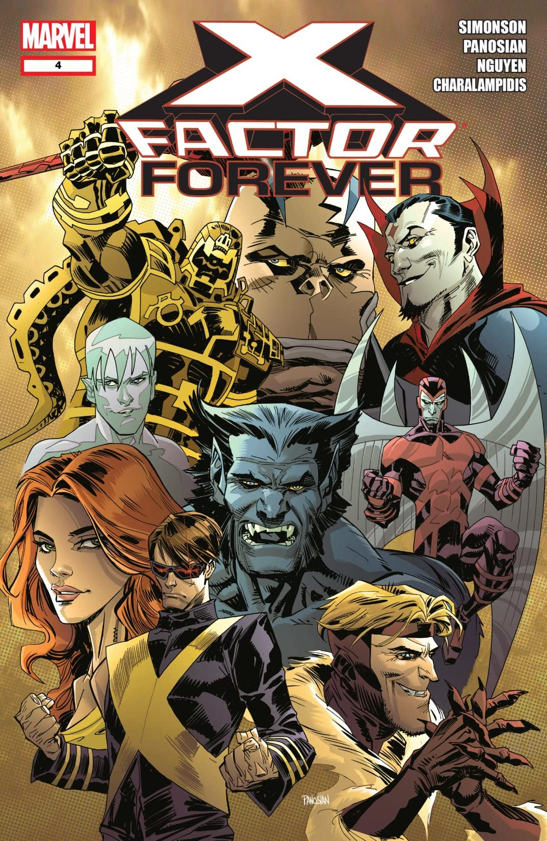 X-Factor Forever (2010) #4 (of 5)