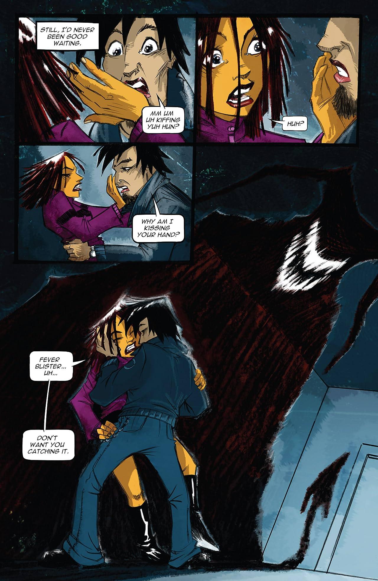 Soul Kiss #5 (of 5)