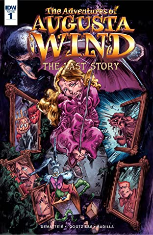The Adventures of Augusta Wind: The Last Story #1
