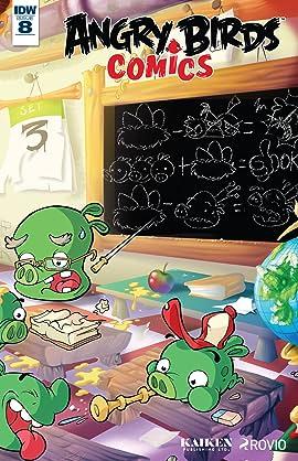 Angry Birds Comics (2016) #8