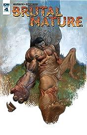 Brutal Nature #4 (of 4)