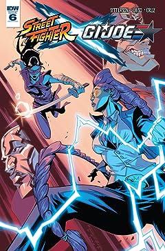 Street Fighter x G.I. Joe #6 (of 6)