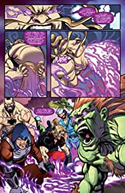 Street Fighter x G.I. Joe #6 (of 6)