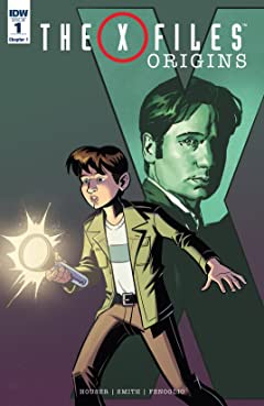 The X-Files: Origins #1: Chapter One