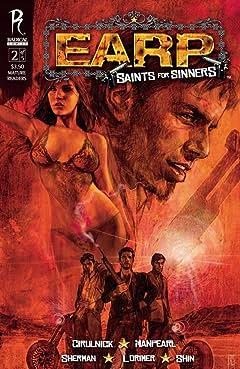Earp: Saints For Sinners #2 (of 4)