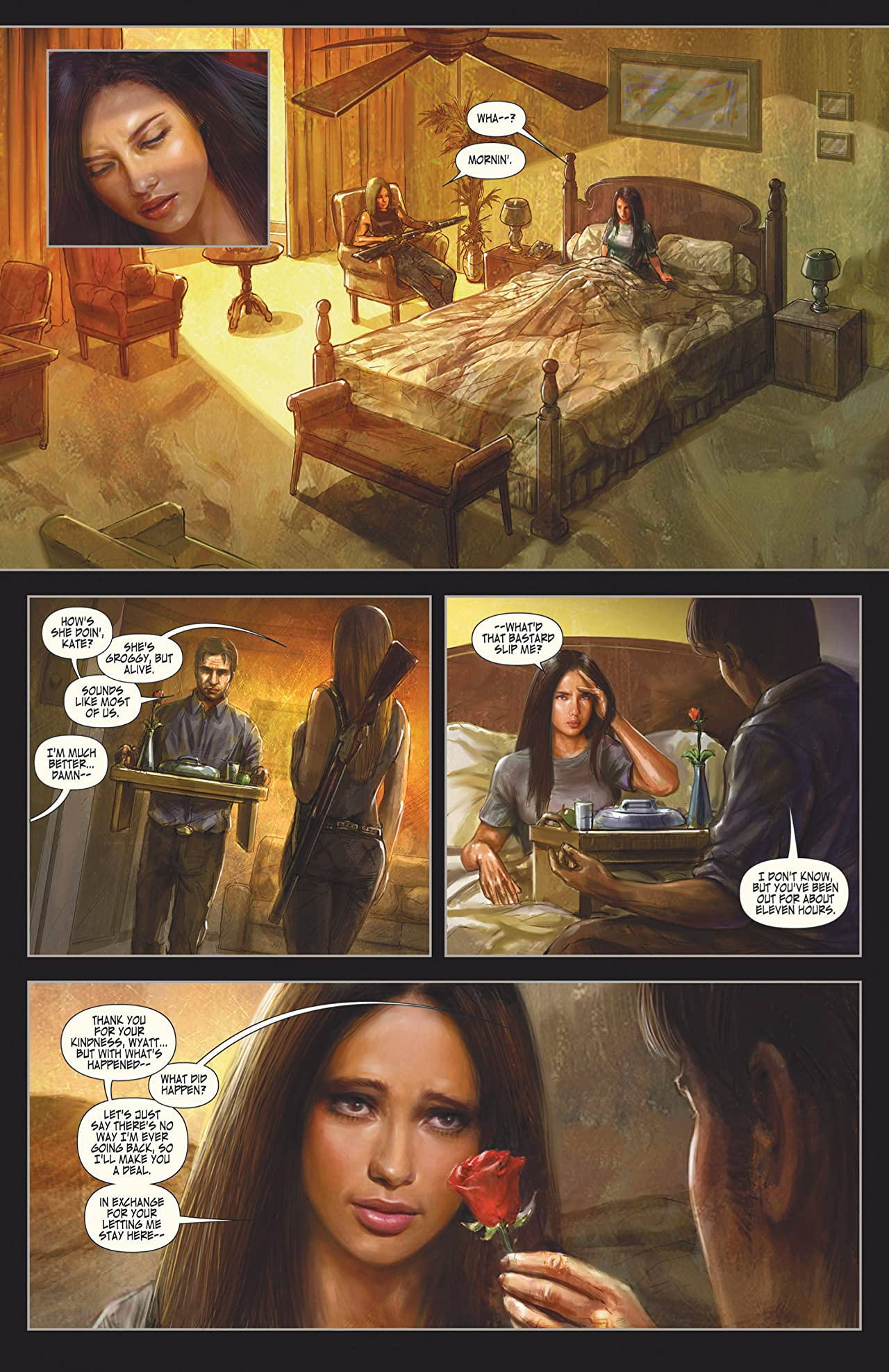 Earp: Saints For Sinners #3 (of 4)