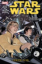 Star Wars Tome 3: Rebel Jail