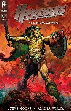 Hercules: The Thracian Wars #5 (of 5)