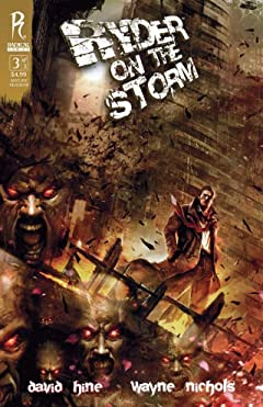 Ryder On the Storm #3 (of 3)