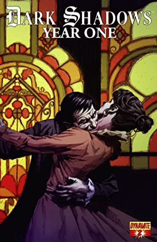 Dark Shadows: Year One #2: Digital Exclusive Edition