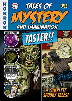 Tales of Mystery and Imagination - Taster!!