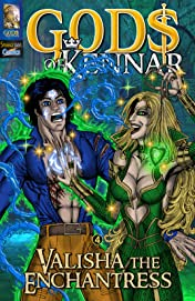 Gods of Kennar #4