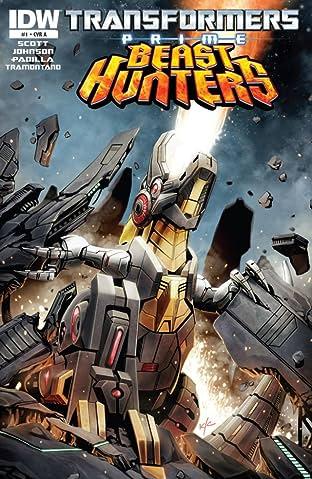 Transformers: Prime - Beast Hunters #1