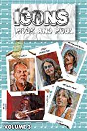 Orbit: Icons of Rock and Rock 3: Metallica, Motley Crüe, Ozzy, George Harrison