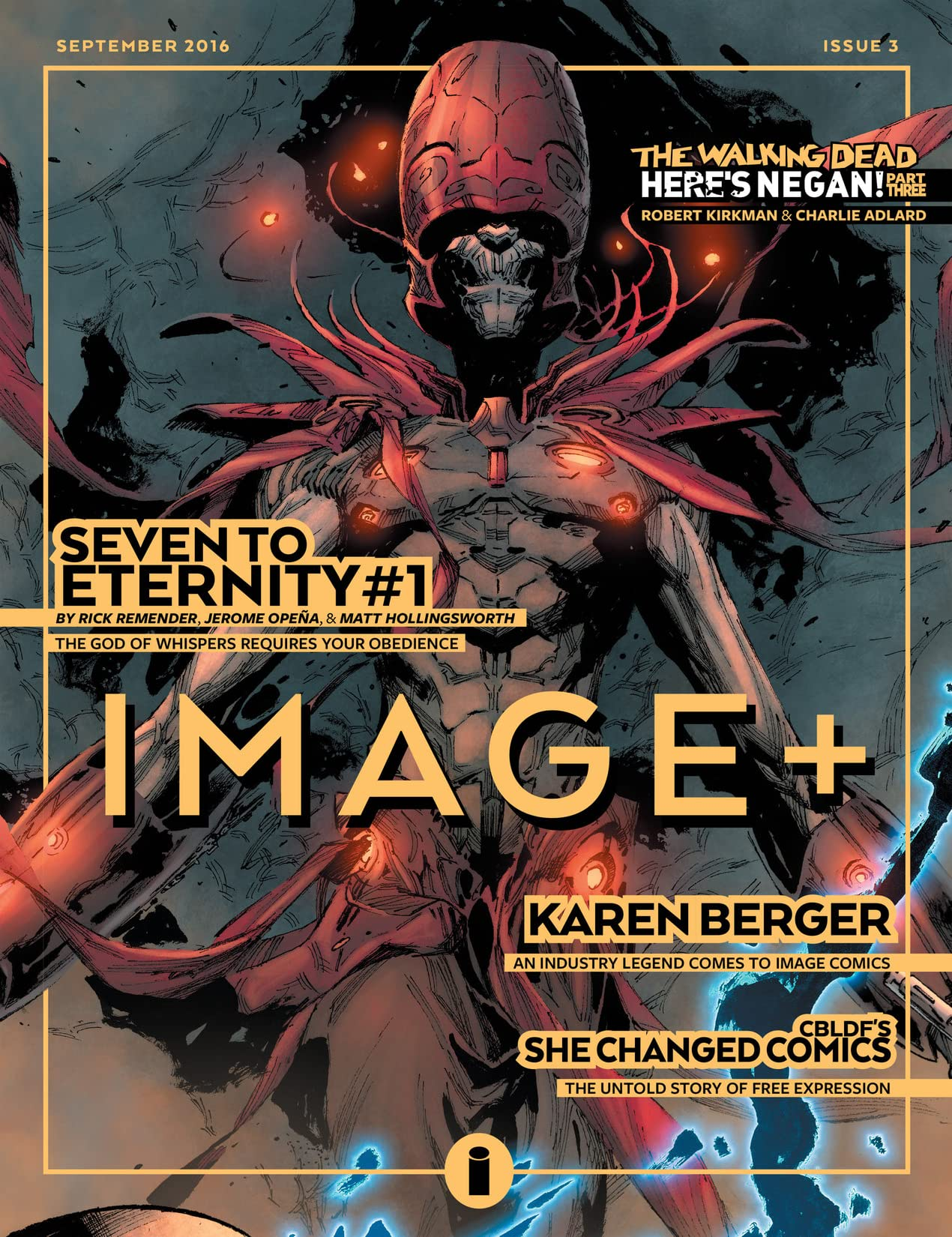 Image Plus #3: September 2016