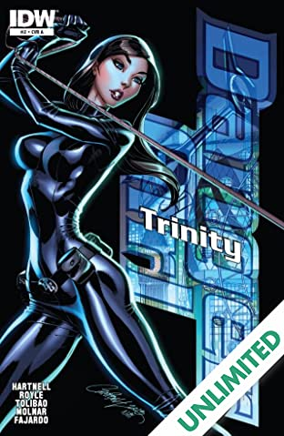 Danger Girl: Trinity #2 (of 4)