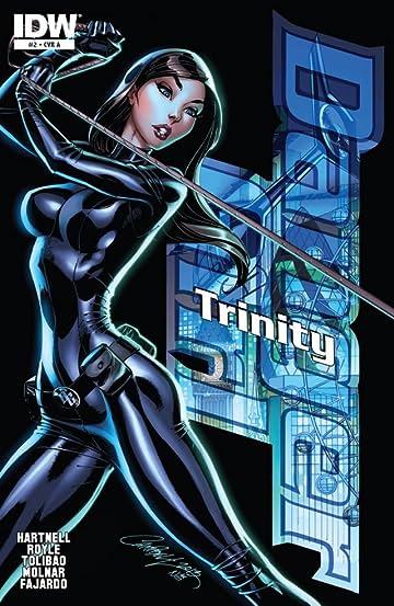 Danger Girl: Trinity #2 (of 4)