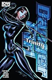 Danger Girl: Trinity #2