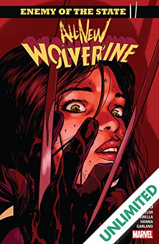 All-New Wolverine (2015-2018) #13