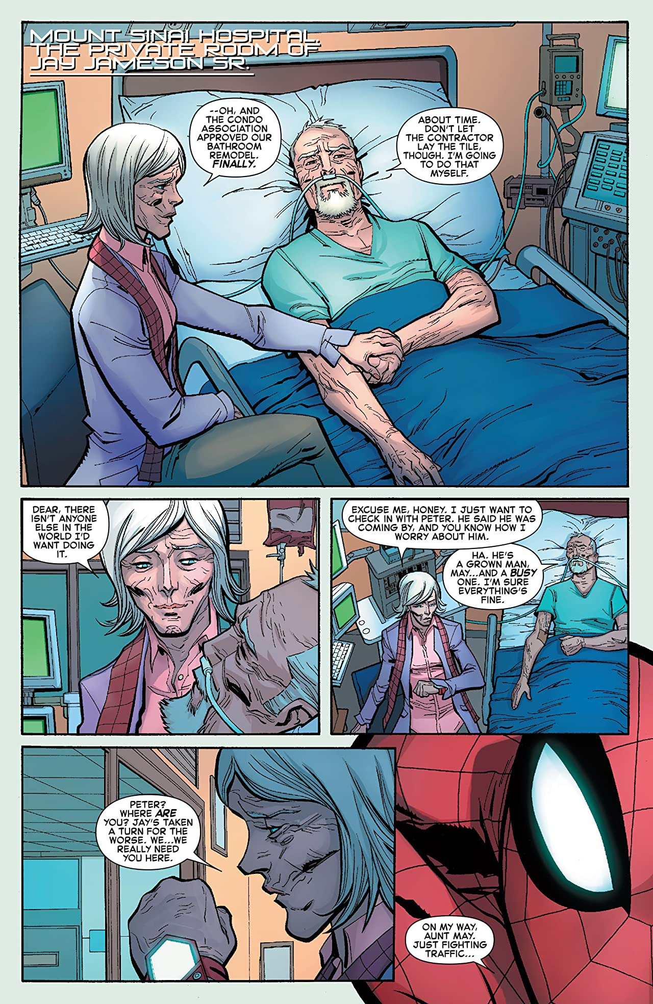 Amazing Spider-Man (2015-) #19