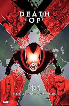 Death Of X (2016) #1 (of 4)