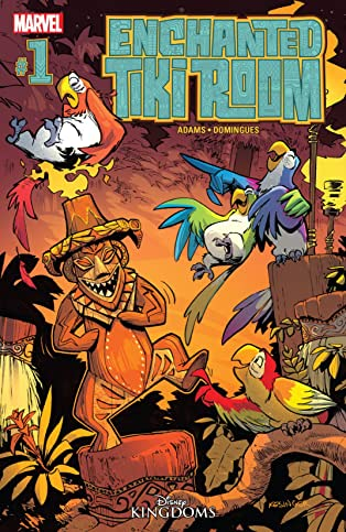 Enchanted Tiki Room (2016-) #1 (of 5)