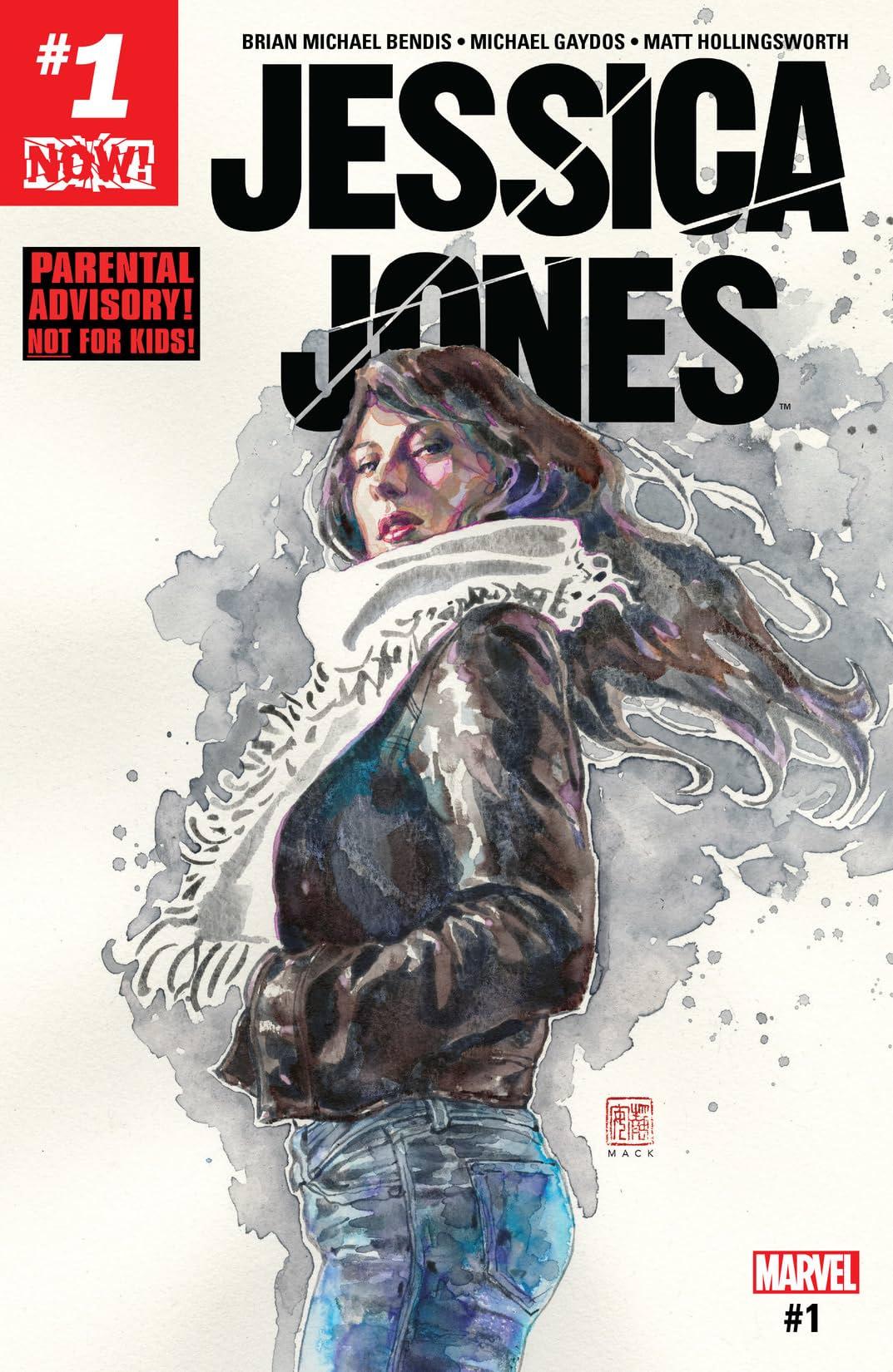 Jessica Jones (2016-2018) #1
