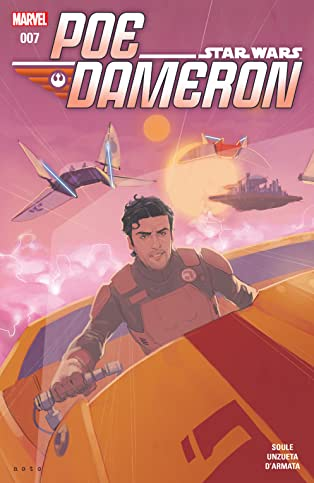 Star Wars: Poe Dameron (2016-) #7