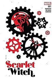 Scarlet Witch (2015-2017) #11