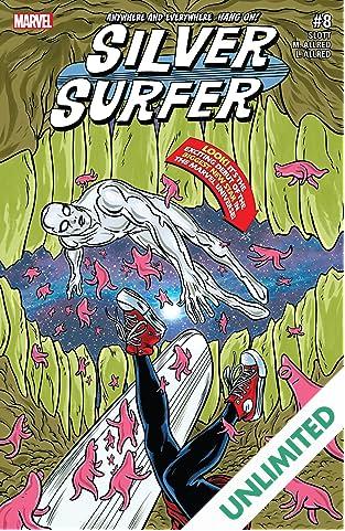Silver Surfer (2016-) #8