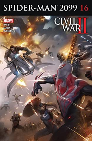 Spider-Man 2099 (2015-2017) #16