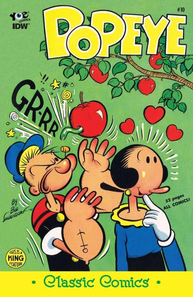 Popeye Classics #10
