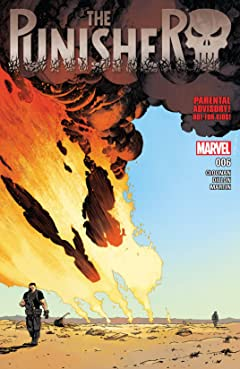 The Punisher (2016-2018) #6