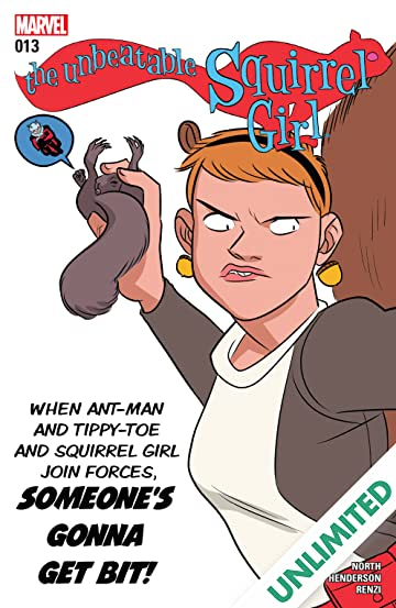 The Unbeatable Squirrel Girl (2015-2019) #13