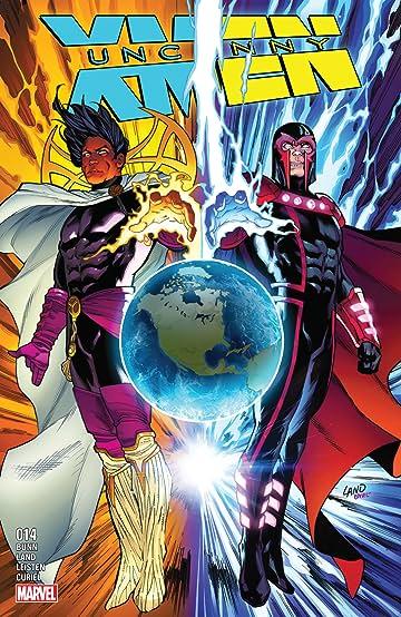 Uncanny X-Men (2016-2017) #14