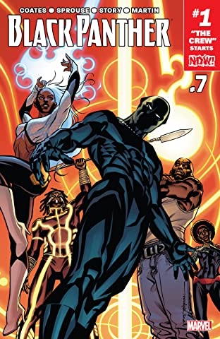 Black Panther (2016-) #7