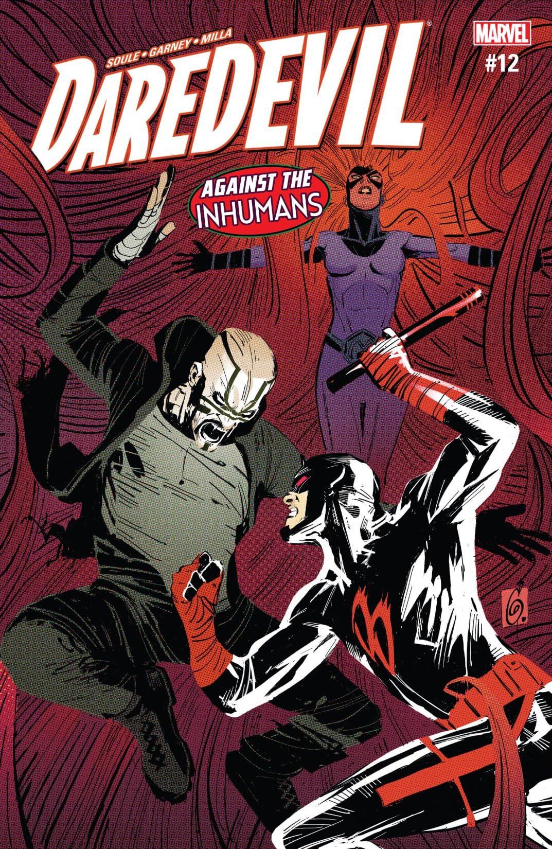 Daredevil (2015-2018) #12