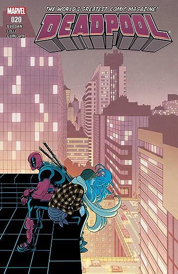 Deadpool (2015-2017) #20
